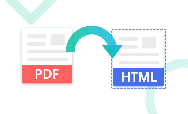 tips for pdf to html conversion