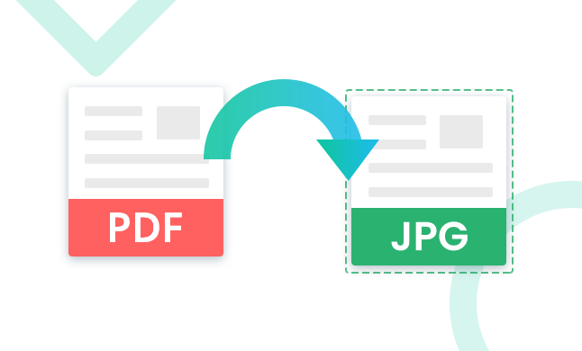tips for pdf to jpg conversion