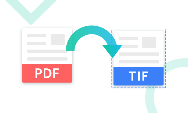 tips for pdf to tif conversion